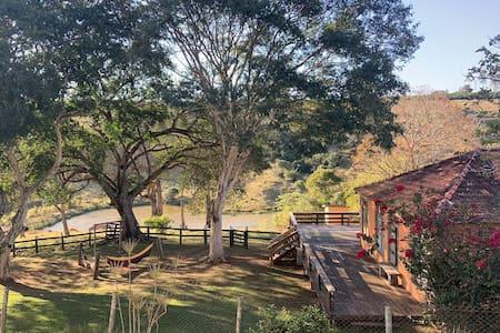 Sítio Sul De Minas Gerais -Isolamento e Natureza.