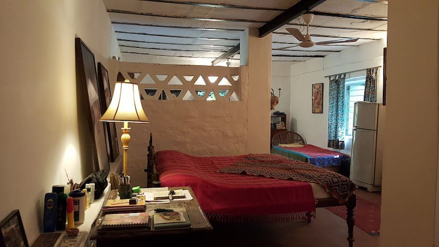 The INDU House
