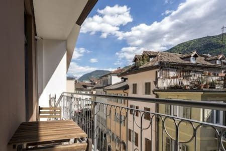 CAPITOL ROOMS deluxe single balcony - Bolzano