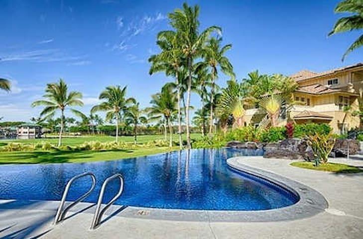 AP W5-FV D5- Garden View 2 bedroom - Waikoloa Village - Villa