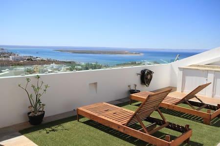 Ocean view Master Penthouse - La Paz - Appartement en résidence