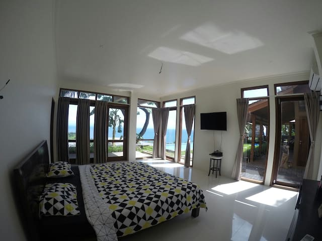zerosixvilla privat room A with breakfast include
