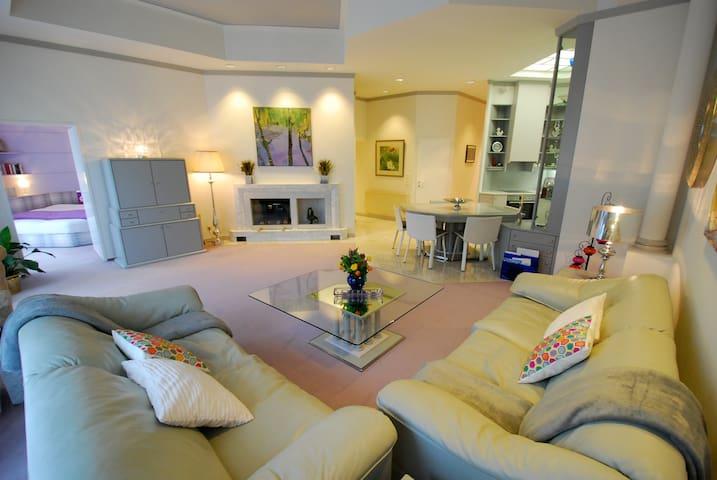 Luxus Apartment zentral & wenige Schritte vom See - Pörtschach am Wörthersee