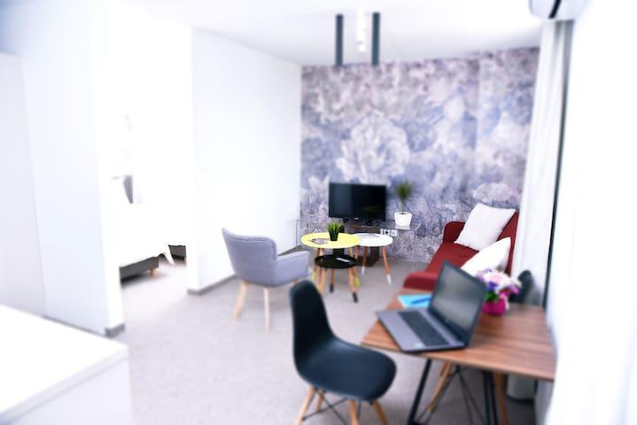 Deluxe Apartment 1 Kozle City Apartments