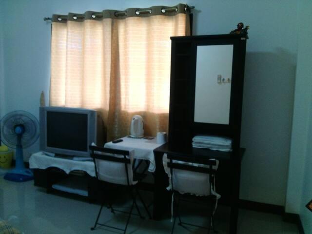 3 bedroom with garden terrace  - Wilderness b& b - Ban Chang - Bed & Breakfast