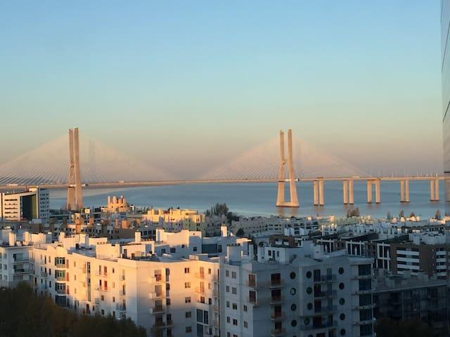 Panoramic Lisbon