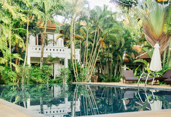 Two-Bedroom Villa in Easy Time Resort