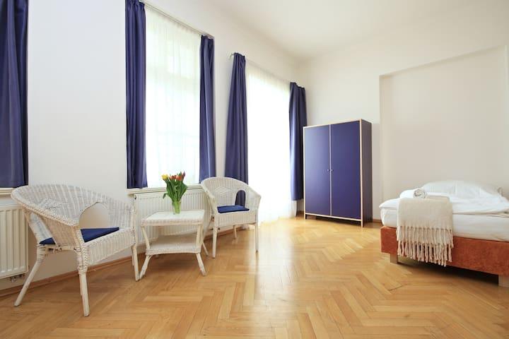 Stunning 4 Bedrooms flat in Prague City Center