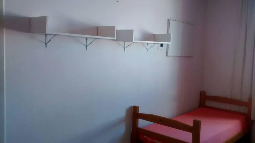 Alugo quartos compartilhados - Campos - Σπίτι
