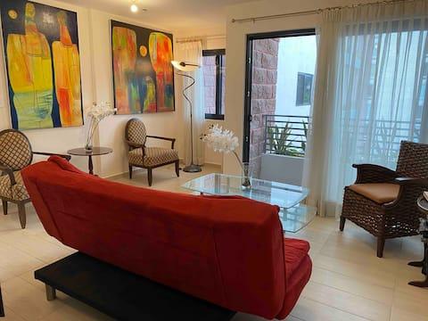 Moderno condominio de 2 DORMITORIOS en el corazón de Tegucigalpa