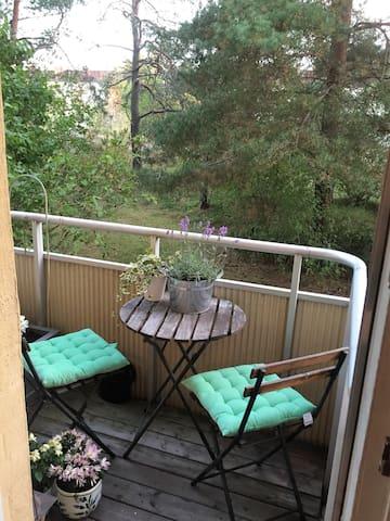 Cozy apartment in Årsta