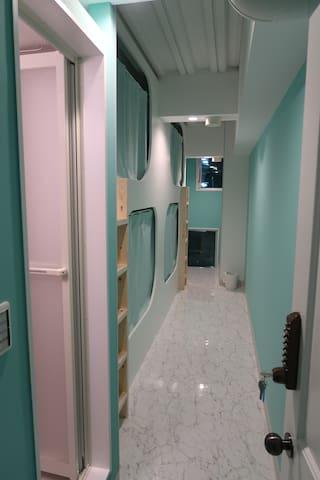 PICNIC female dormitory
