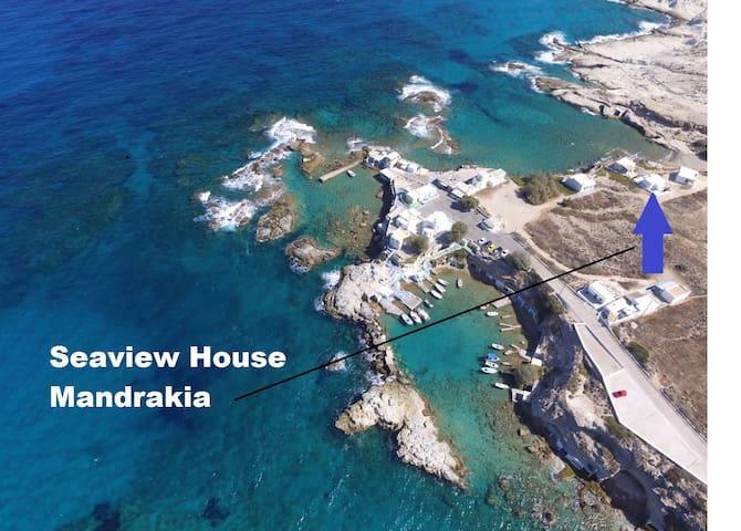 Seaview House Mandrakia - Mandrakia