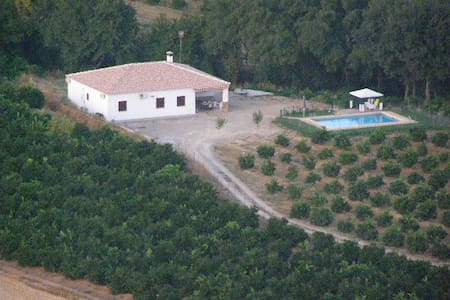 Casa Rural Alameda en Posadas Córdoba - Posadas - 牧人小屋