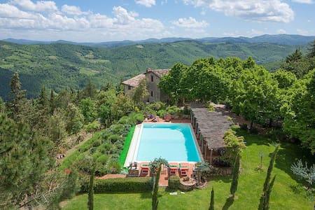 Villa San Martino - Monte Santa Maria Tiberina