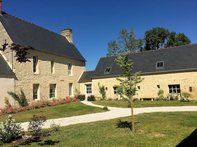 Nice property near Omaha Beach - Saint-Pierre-du-Mont - Haus
