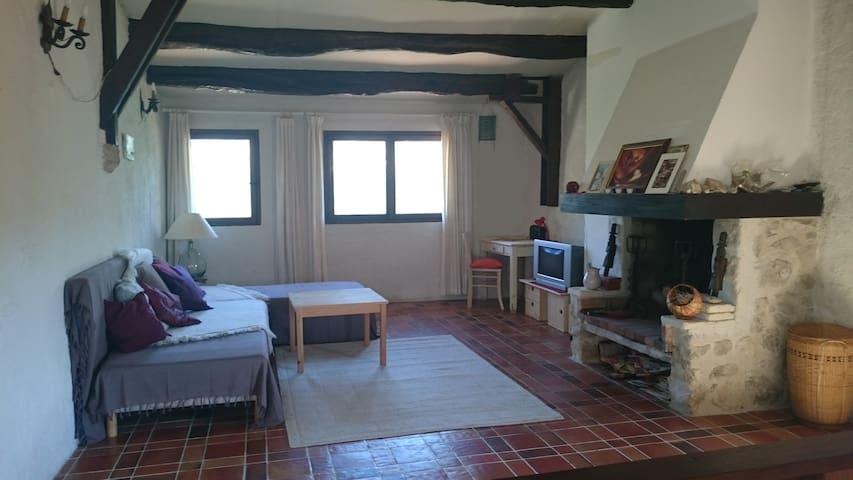 Duplex original en Provence, arrière pays de Nice - Cipières - Loft