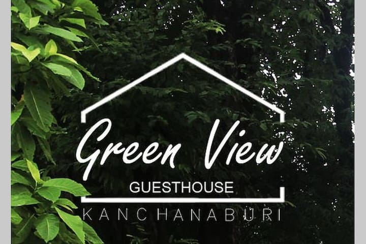 Green View Guesthouse(Fan Room) -  Tamakarm  - Appartement