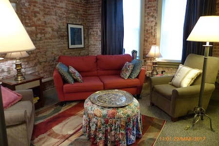 Cozy 1 BR Apartment Adjacent to Downtown - Pittsburgh - Haus