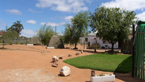 Tents, Hardeveld Lodge