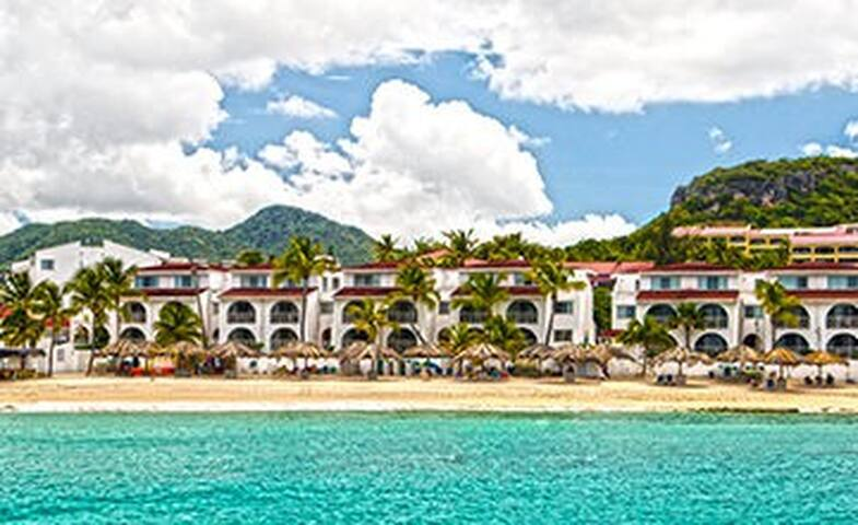 ST. MAARTEN BEACH FRONT RESORT