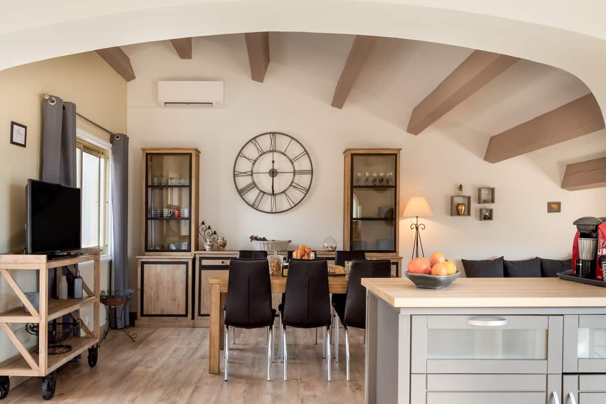 Superbe Haut de Villa, Vue Mer Panoramique, Piscine Privée