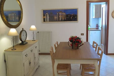 """""""The House of Bambi""""  peaceful flat - Rome"""
