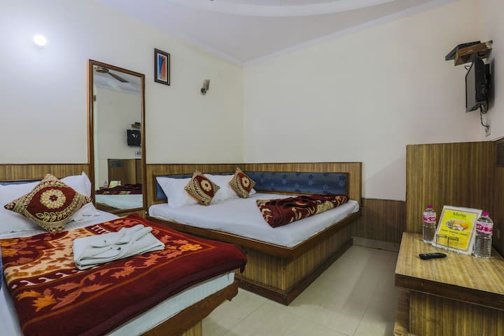 Affordable stay for Big Group/ Family in Paharganj