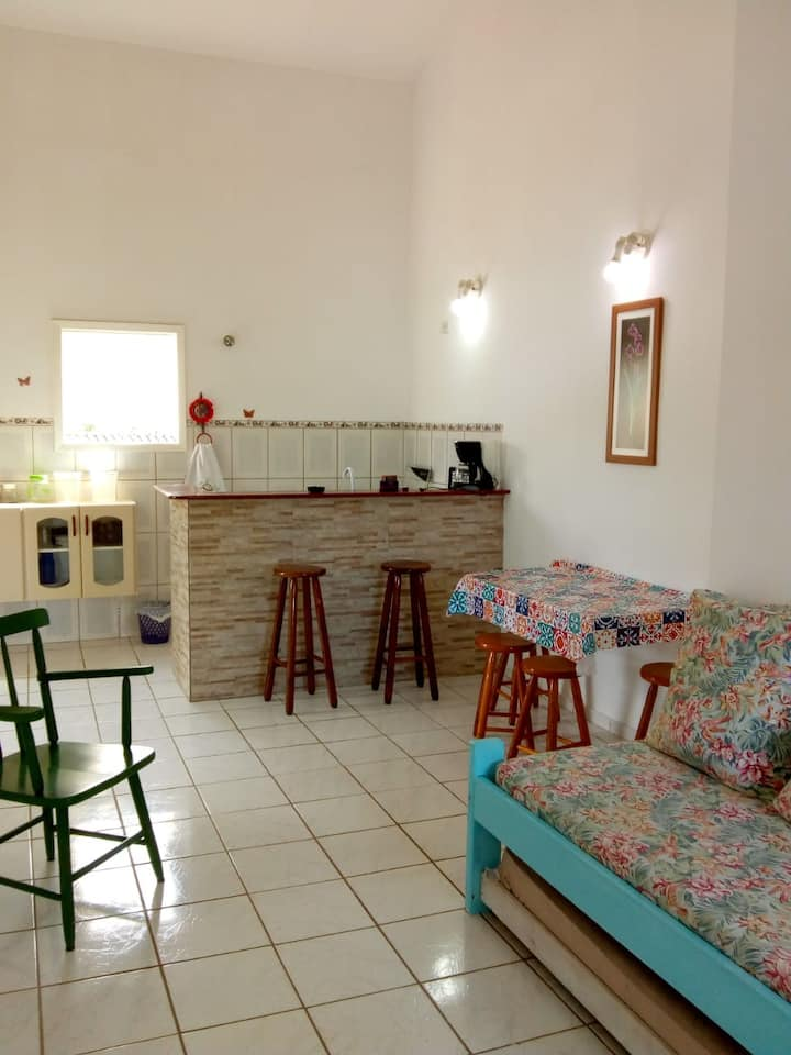 """""""Apartamento perto da Praia em Ubatuba/SP"""""""