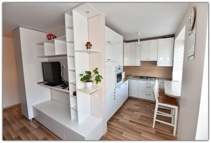 City centre apartment