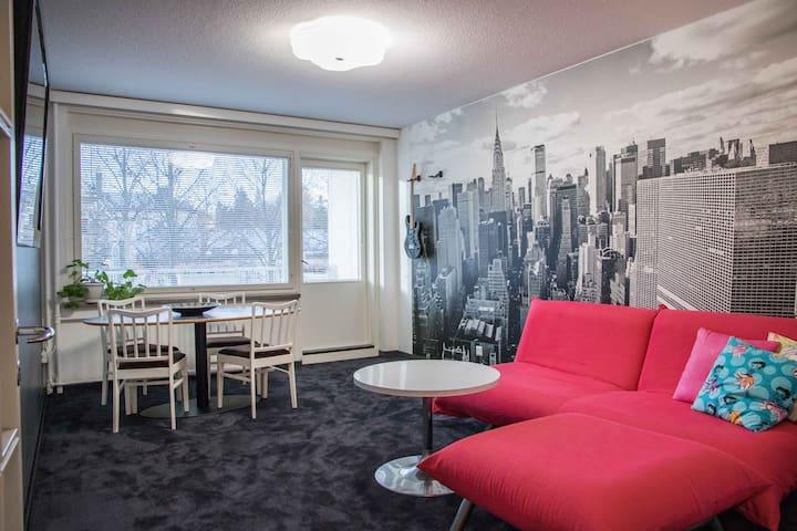 Luxurious Downtown Apartment