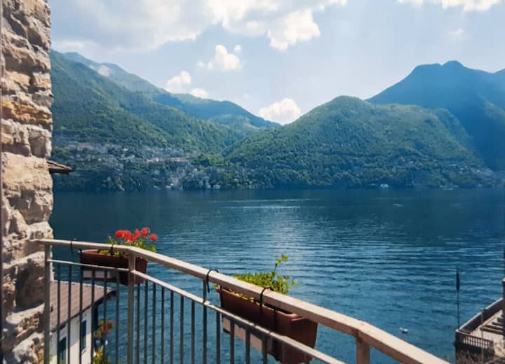 The Terrace on Lake Como - Independent house