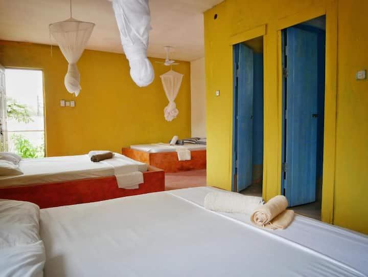 Moonrise Room at Villa Paje Lounge