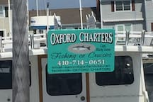 Charter Company out of Oxford if you are interested.