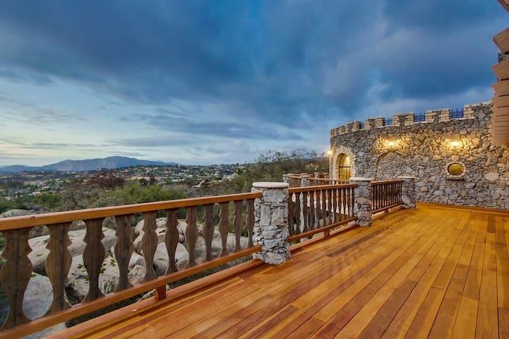 Alpine Castle:  Master Suite - Alpine - Castle