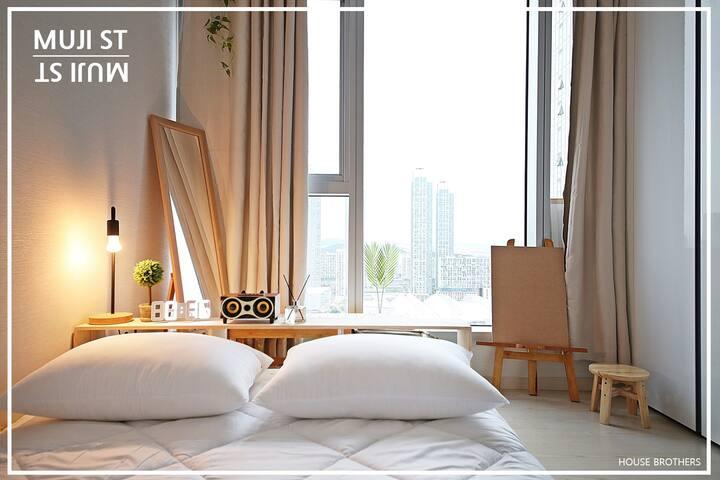[Songdo Central] 송도 무지 하우스