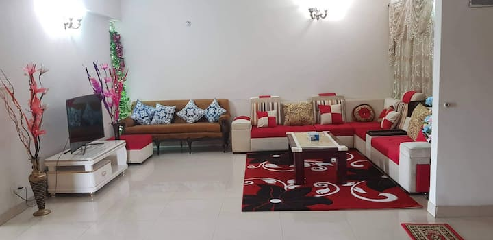 Entire apartment in the center of Dhaka