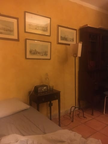Charming room in carrara center