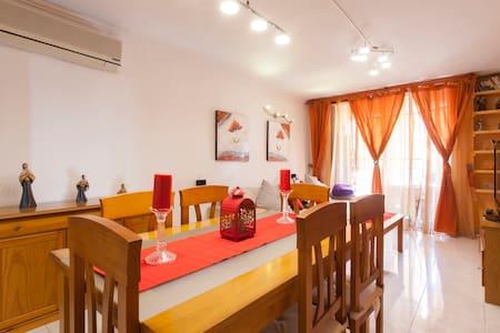 Hab. ideal para pareja o individual - Palma di Maiorca - Bed & Breakfast