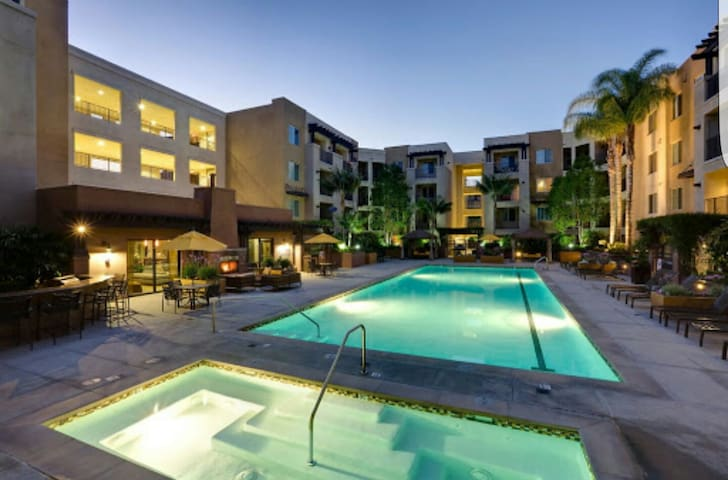 *New*Near Disneyland Luxury Living - Anaheim - Wohnung