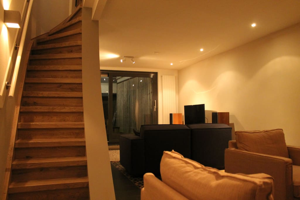 Ground floor: Living room