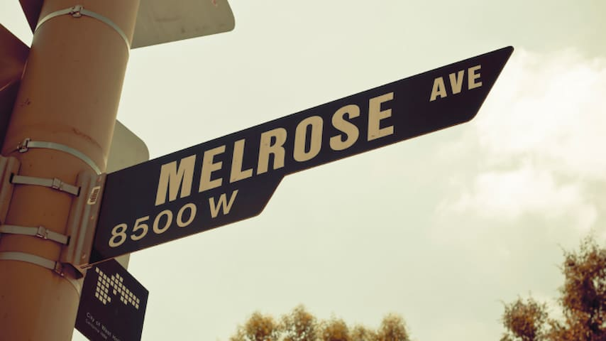 BEST LOCATION, MELROSE, WEST HOLLYWOOD 2BDRM!!