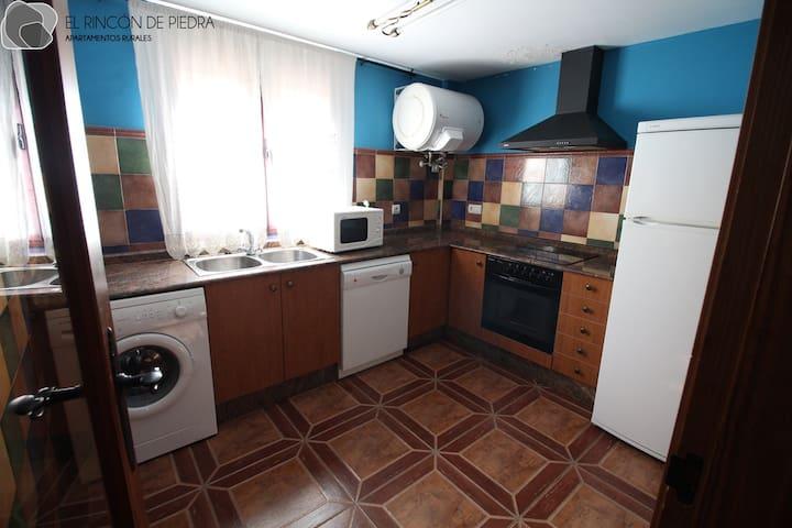 """Apartamentos Rurales """"El Rincón de Piedra  VIII"""""""