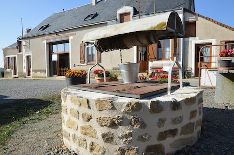 casa rural Les Bouchauds casa de campo