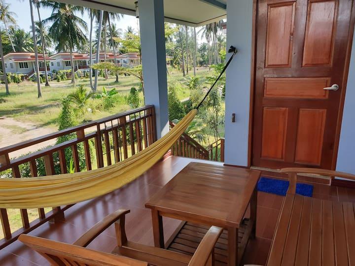 House srithanu, 200m to the beach