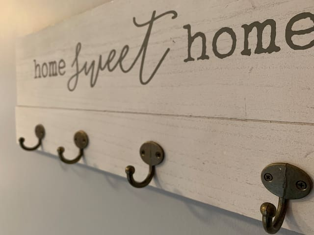 Home Sweet Home - complete garage suite