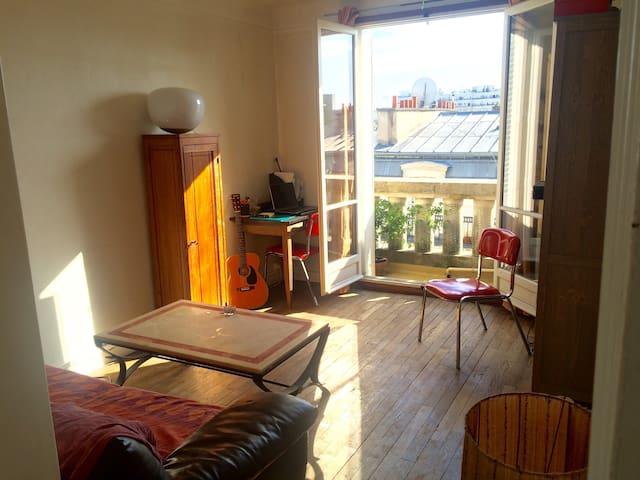 Charmant 2P. Canal St-Martin - Parijs - Appartement
