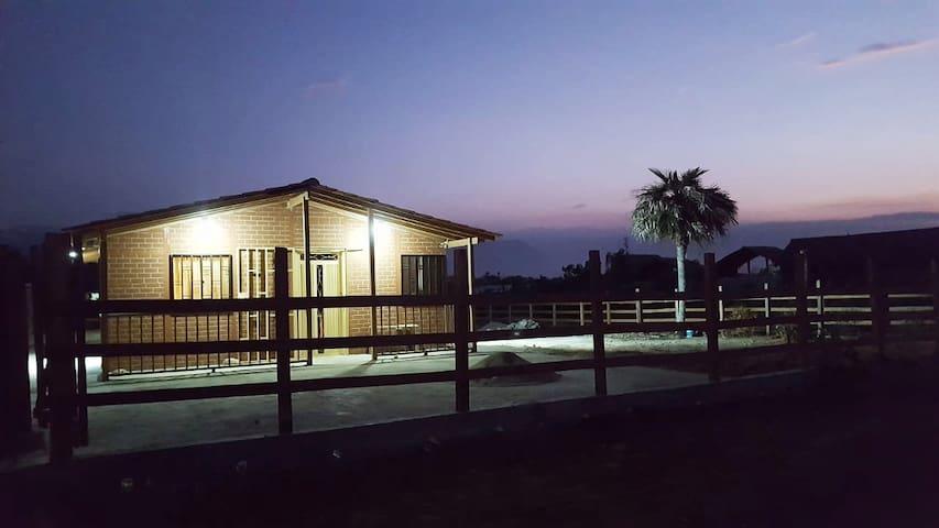 Paradise in La Guajira Ocean front