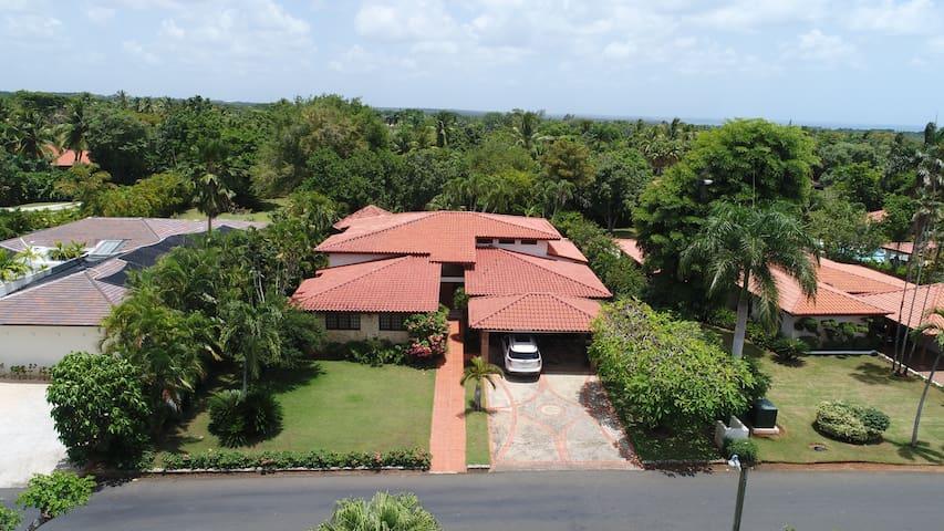 Los Lagos  Villa at Casa de Campo
