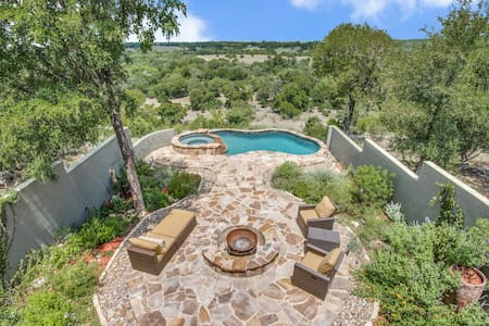 Relax and Enjoy the Views of the Hill Country